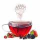 Medvedie šťastie - ovocný čaj